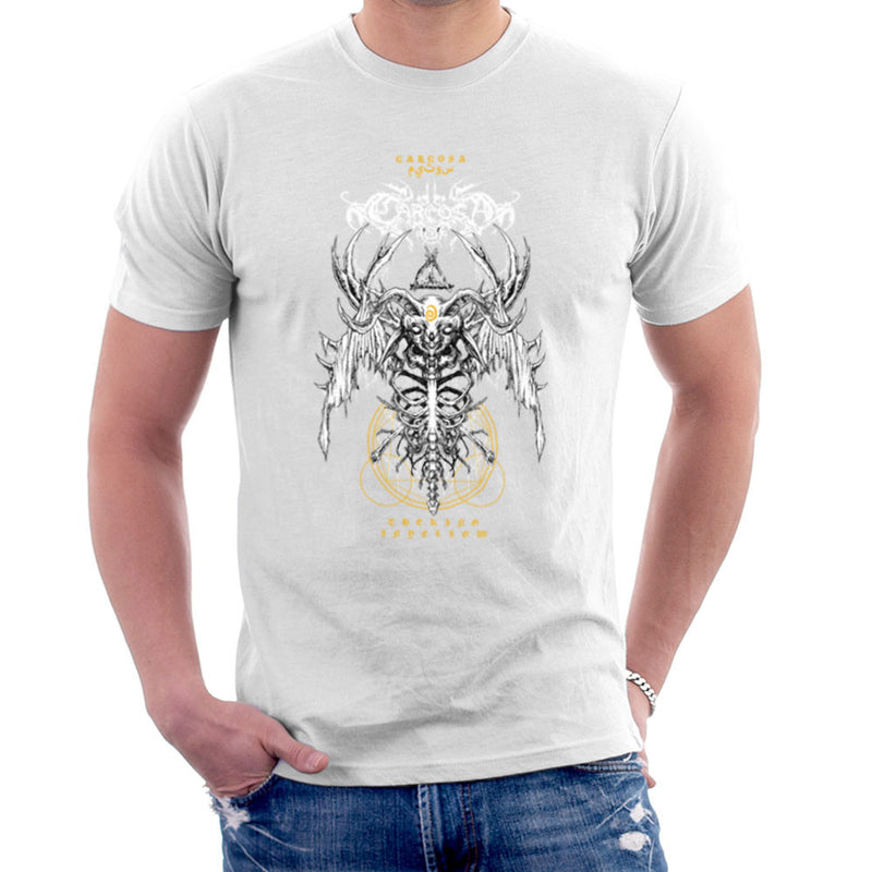 The Yellow King Carcosa True Detective Devil Net Men's T-Shirt Men's T-Shirt Cloud City 7 - 6