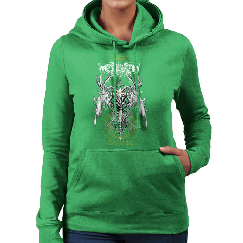 The Yellow King Carcosa True Detective Devil Net Women's Hooded Sweatshirt Women's Hooded Sweatshirt Cloud City 7 - 14