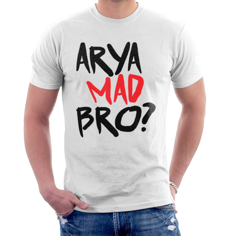 Game of Thrones Arya Mad Bro? Stark Graffiti by Hilarious Delusions - Cloud City 7