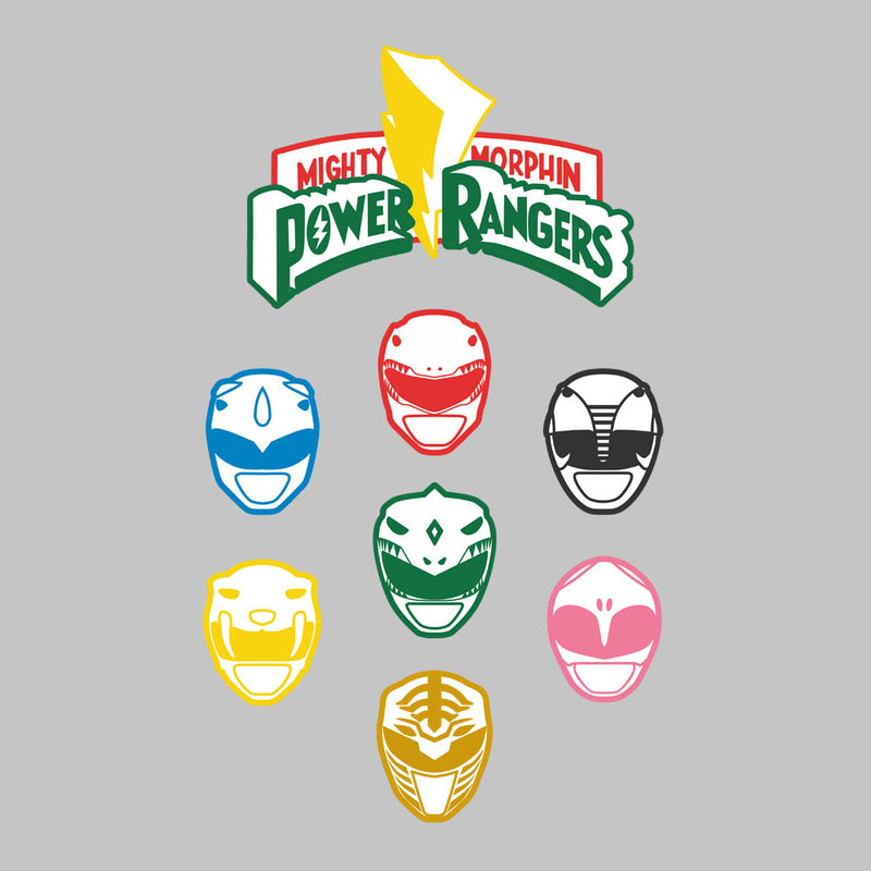 Mighty Morphin Power Rangers Original Men's Vest by Goodmorningnight - Cloud City 7