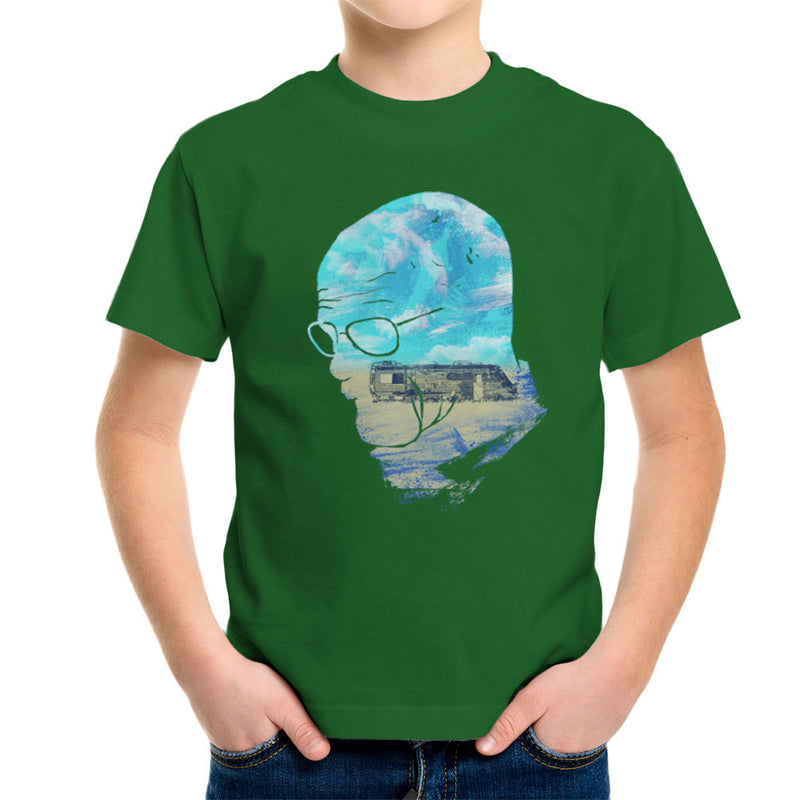 Breaking Bad Walter White Nice Day for Cooking Kid's T-Shirt Kid's Boy's T-Shirt Cloud City 7 - 13
