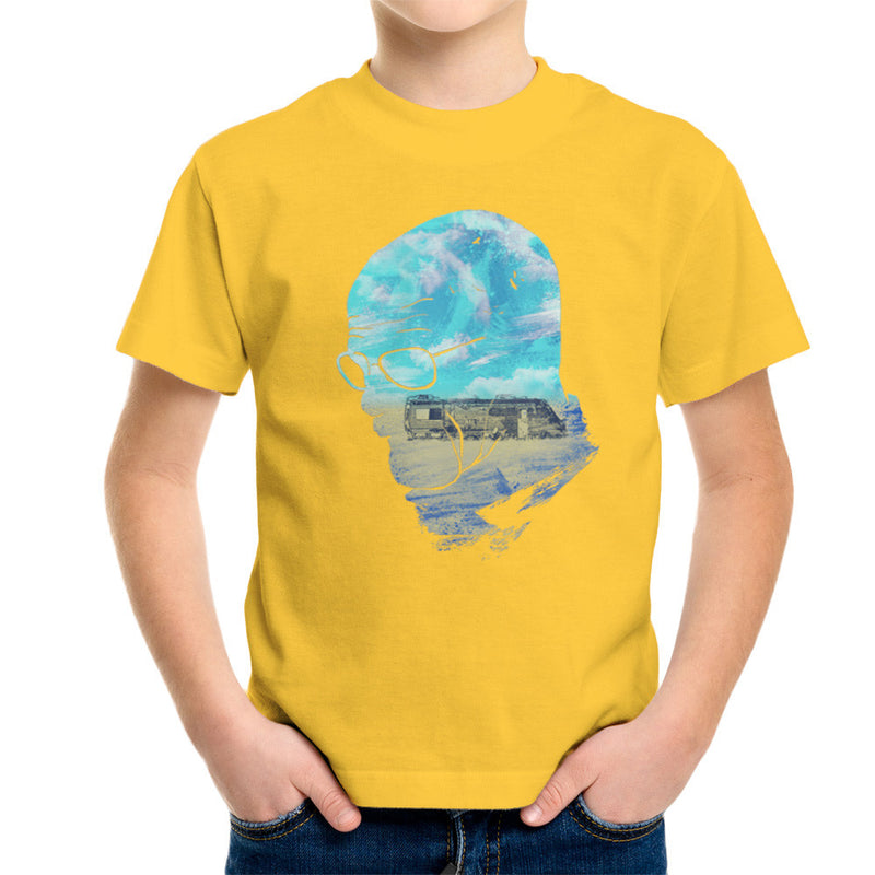 Breaking Bad Walter White Nice Day for Cooking Kid's T-Shirt Kid's Boy's T-Shirt Cloud City 7 - 17