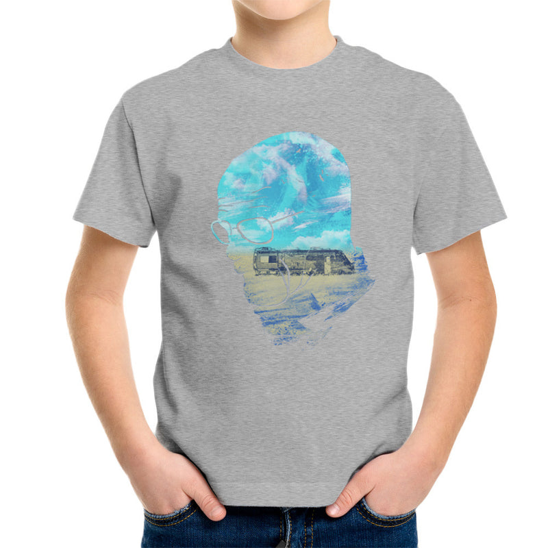 Breaking Bad Walter White Nice Day for Cooking Kid's T-Shirt Kid's Boy's T-Shirt Cloud City 7 - 5