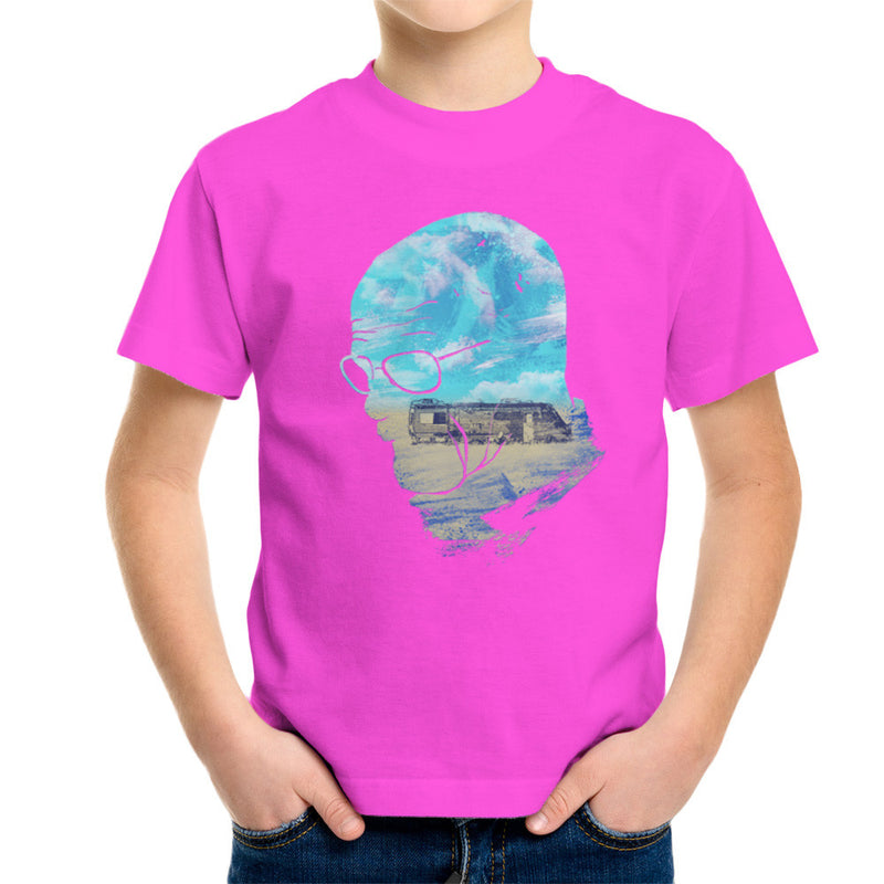 Breaking Bad Walter White Nice Day for Cooking Kid's T-Shirt Kid's Boy's T-Shirt Cloud City 7 - 19