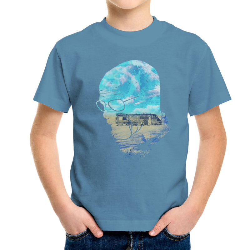 Breaking Bad Walter White Nice Day for Cooking Kid's T-Shirt by RicoMambo - Cloud City 7