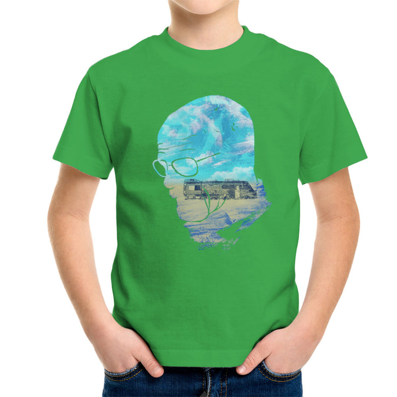 Breaking Bad Walter White Nice Day for Cooking Kid's T-Shirt Kid's Boy's T-Shirt Cloud City 7 - 14