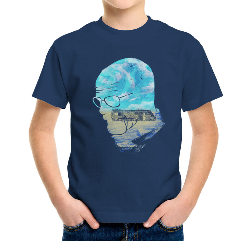 Breaking Bad Walter White Nice Day for Cooking Kid's T-Shirt Kid's Boy's T-Shirt Cloud City 7 - 7