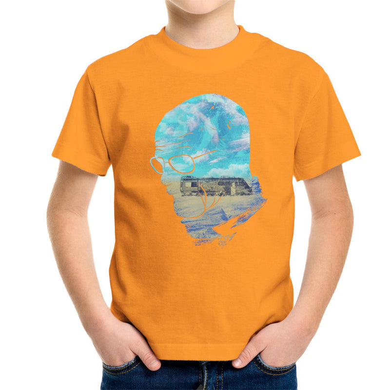Breaking Bad Walter White Nice Day for Cooking Kid's T-Shirt Kid's Boy's T-Shirt Cloud City 7 - 16