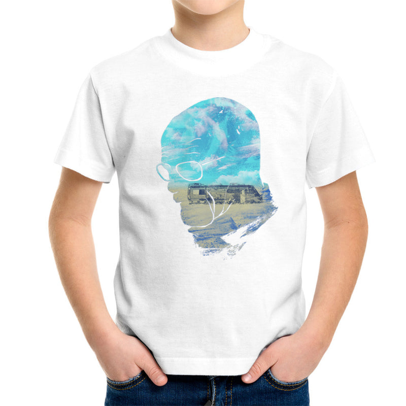 Breaking Bad Walter White Nice Day for Cooking Kid's T-Shirt Kid's Boy's T-Shirt Cloud City 7 - 1