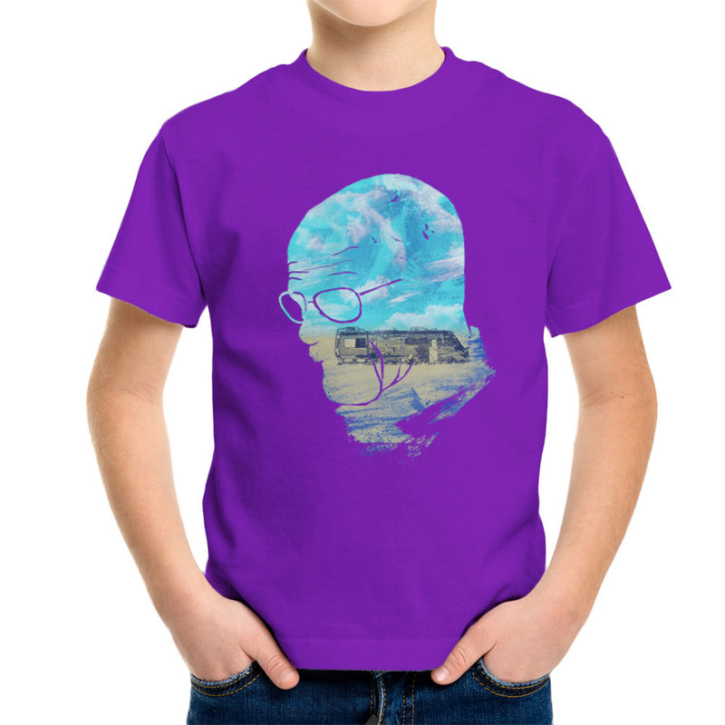 Breaking Bad Walter White Nice Day for Cooking Kid's T-Shirt Kid's Boy's T-Shirt Cloud City 7 - 18