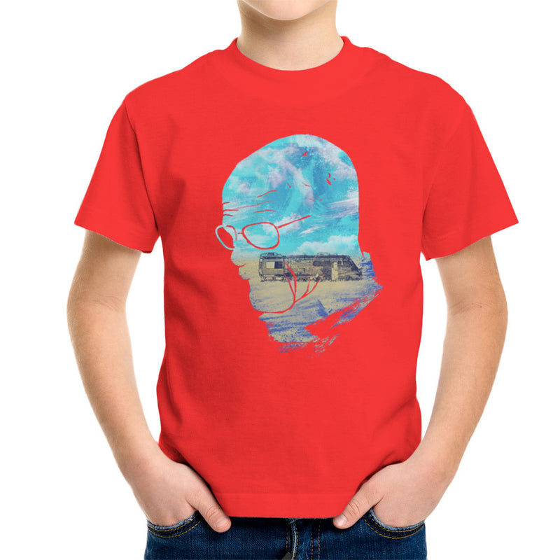 Breaking Bad Walter White Nice Day for Cooking Kid's T-Shirt Kid's Boy's T-Shirt Cloud City 7 - 15