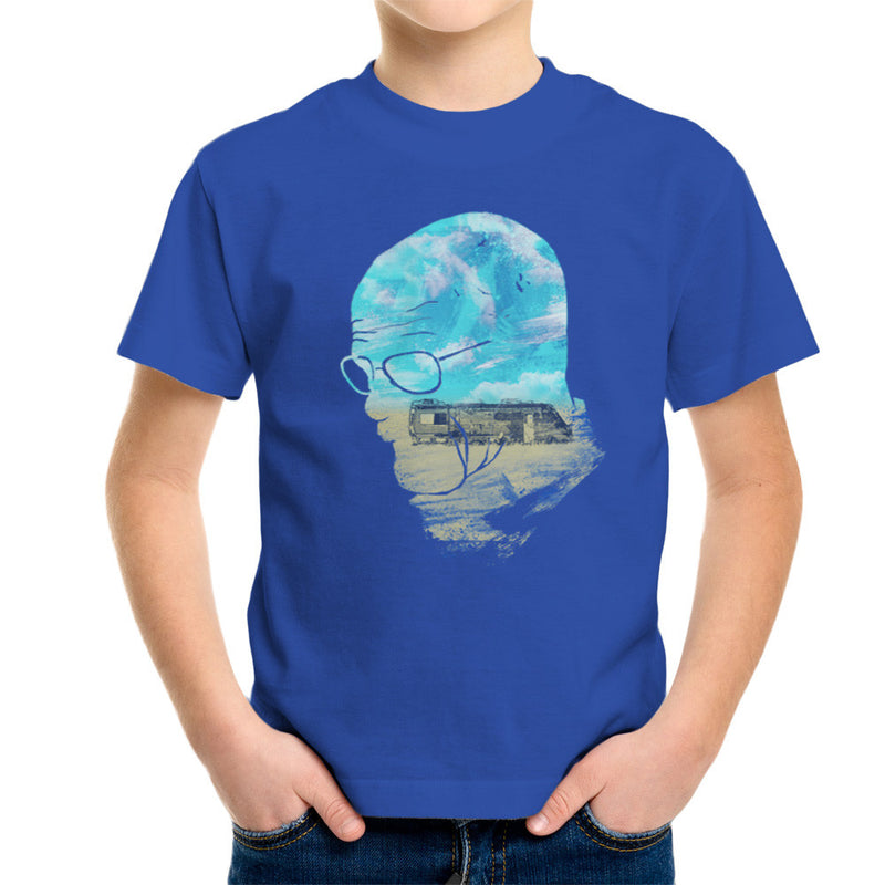 Breaking Bad Walter White Nice Day for Cooking Kid's T-Shirt Kid's Boy's T-Shirt Cloud City 7 - 8