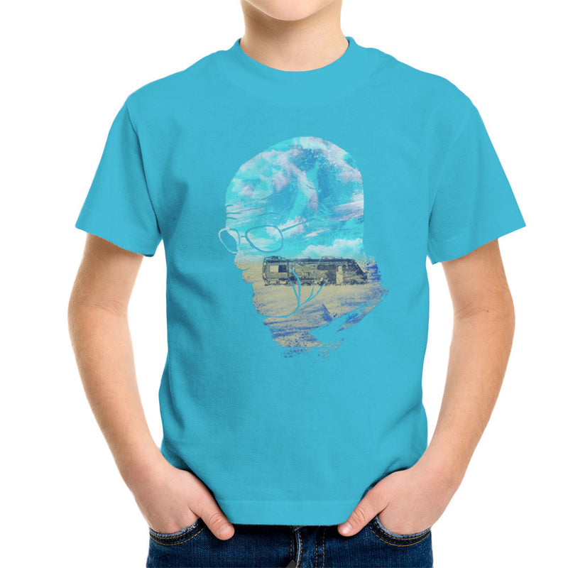 Breaking Bad Walter White Nice Day for Cooking Kid's T-Shirt Kid's Boy's T-Shirt Cloud City 7 - 10