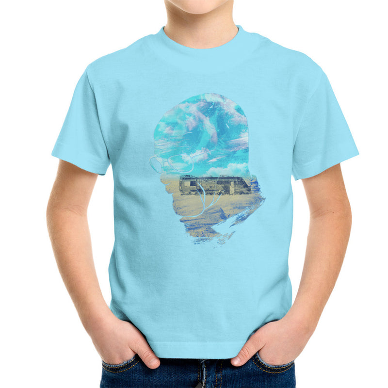 Breaking Bad Walter White Nice Day for Cooking Kid's T-Shirt Kid's Boy's T-Shirt Cloud City 7 - 11