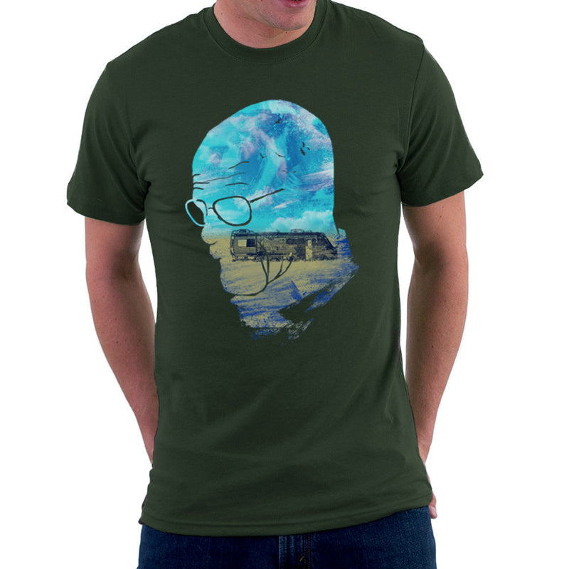 Breaking Bad Walter White Nice Day for Cooking Men's T-Shirt Men's T-Shirt Cloud City 7 - 13