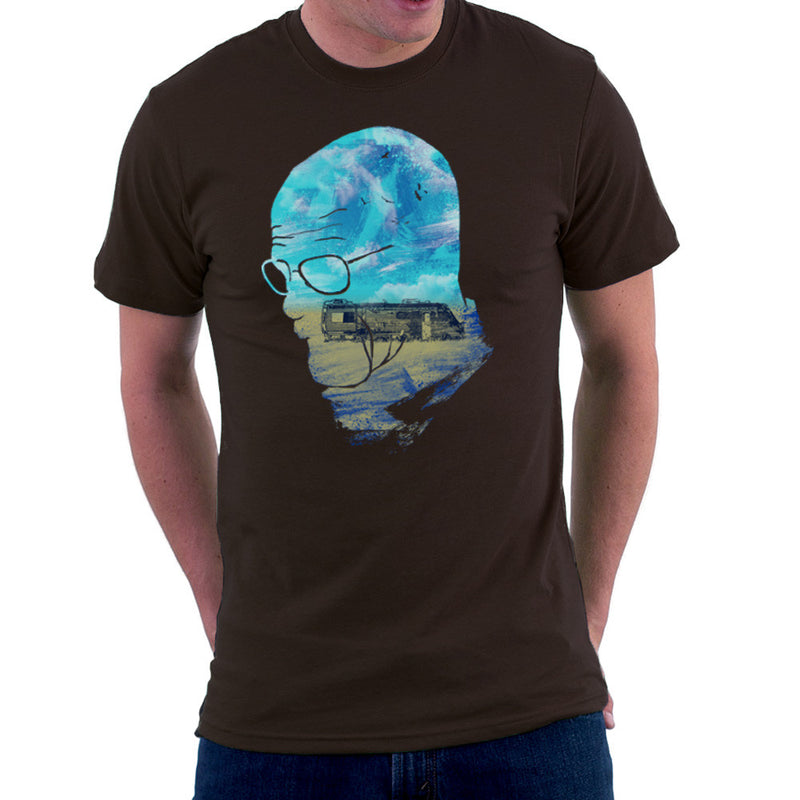 Breaking Bad Walter White Nice Day for Cooking Men's T-Shirt Men's T-Shirt Cloud City 7 - 12