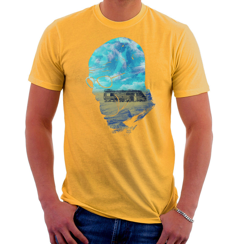 Breaking Bad Walter White Nice Day for Cooking Men's T-Shirt Men's T-Shirt Cloud City 7 - 18
