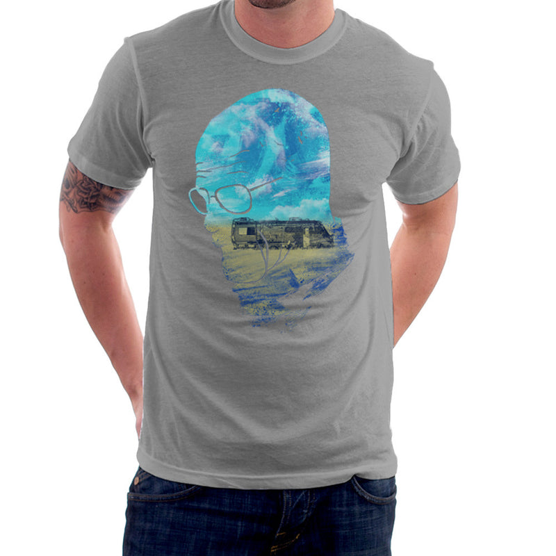 Breaking Bad Walter White Nice Day for Cooking Men's T-Shirt Men's T-Shirt Cloud City 7 - 5