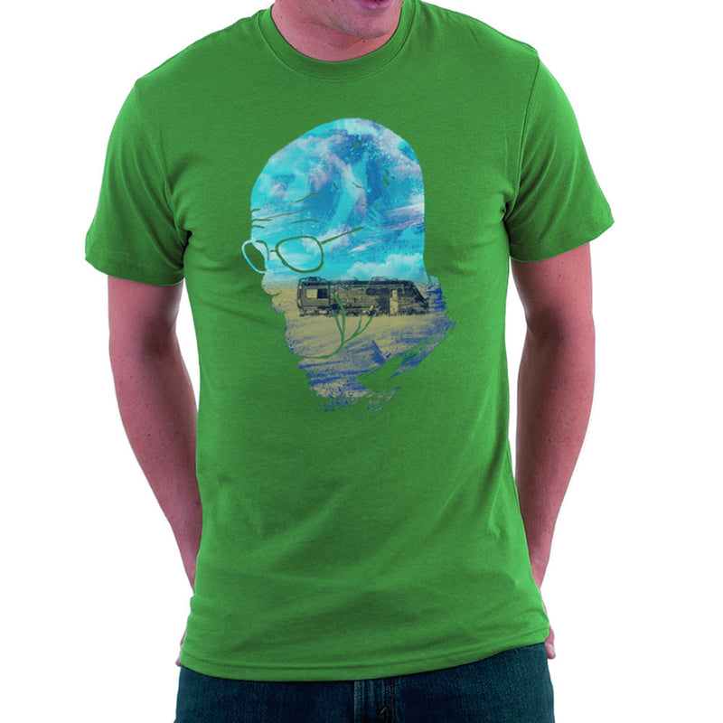 Breaking Bad Walter White Nice Day for Cooking Men's T-Shirt Men's T-Shirt Cloud City 7 - 14