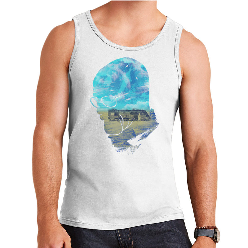 Breaking Bad Walter White Nice Day for Cooking Men's Vest by RicoMambo - Cloud City 7