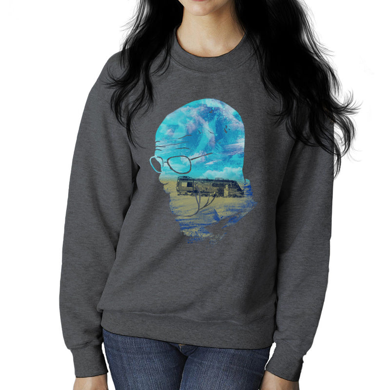 Breaking Bad Walter White Nice Day for Cooking Women's Sweatshirt Women's Sweatshirt Cloud City 7 - 4