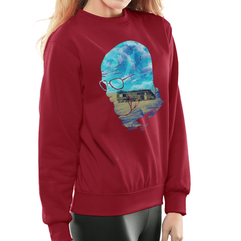 Breaking Bad Walter White Nice Day for Cooking Women's Sweatshirt Women's Sweatshirt Cloud City 7 - 15