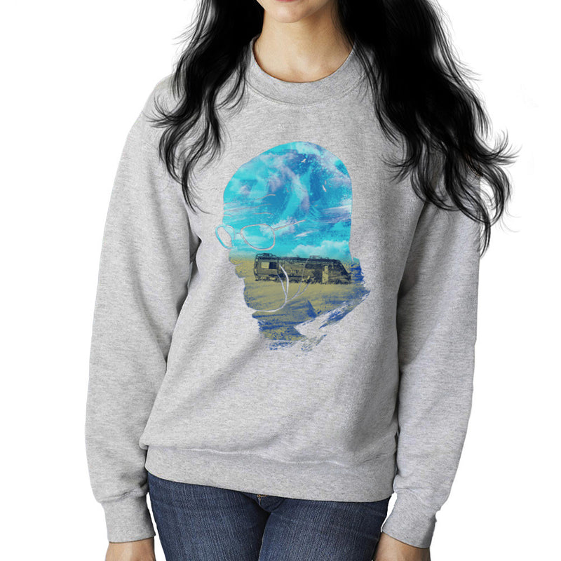 Breaking Bad Walter White Nice Day for Cooking Women's Sweatshirt Women's Sweatshirt Cloud City 7 - 5