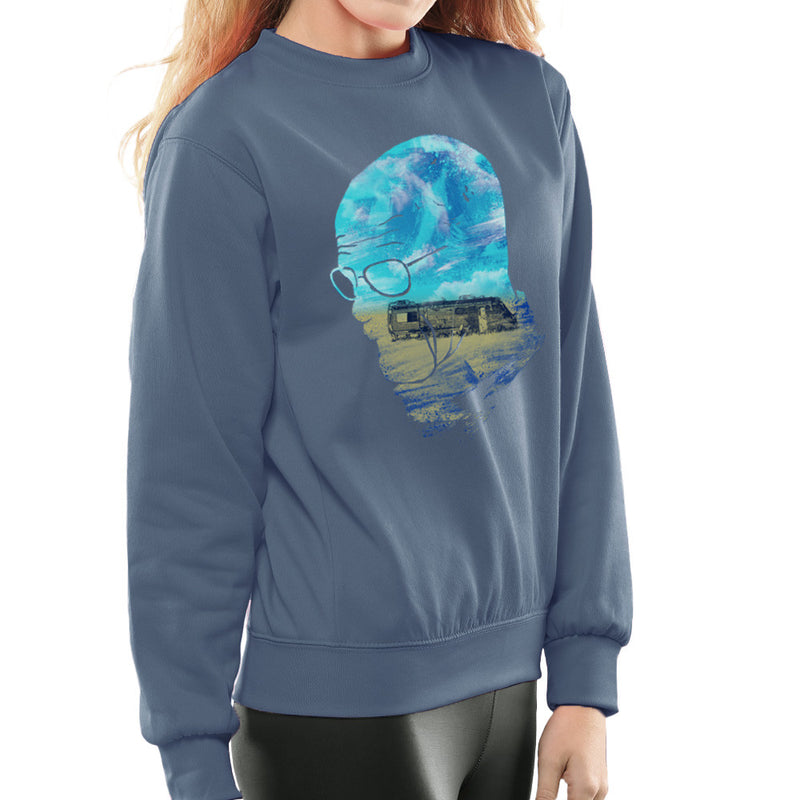 Breaking Bad Walter White Nice Day for Cooking Women's Sweatshirt Women's Sweatshirt Cloud City 7 - 9