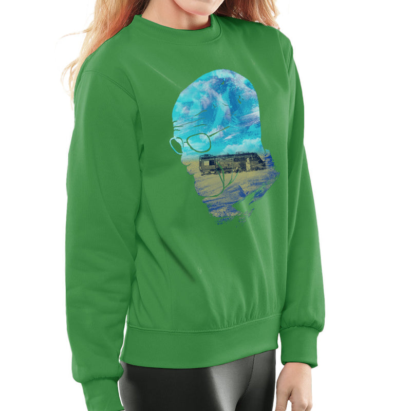 Breaking Bad Walter White Nice Day for Cooking Women's Sweatshirt Women's Sweatshirt Cloud City 7 - 14