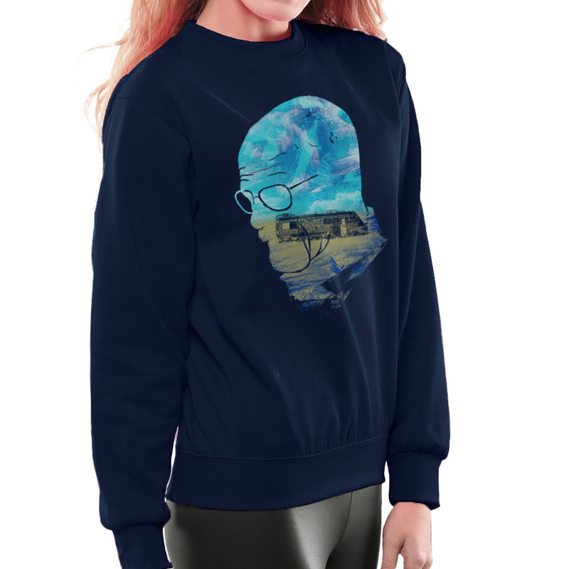 Breaking Bad Walter White Nice Day for Cooking Women's Sweatshirt Women's Sweatshirt Cloud City 7 - 7
