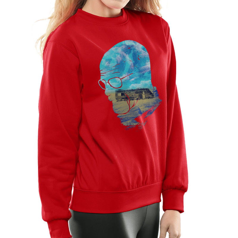 Breaking Bad Walter White Nice Day for Cooking Women's Sweatshirt Women's Sweatshirt Cloud City 7 - 16