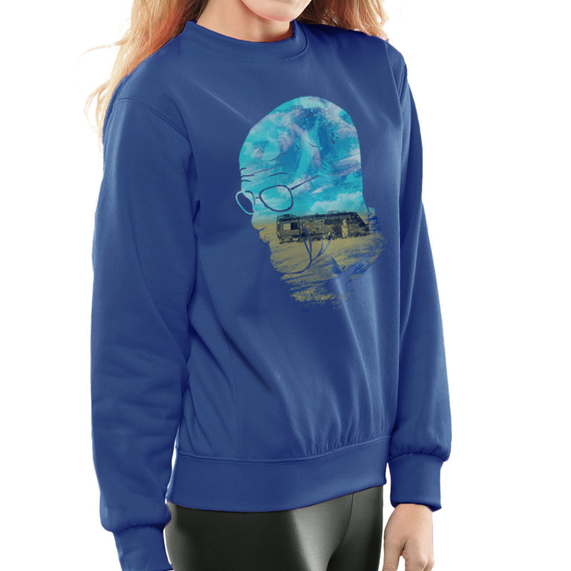 Breaking Bad Walter White Nice Day for Cooking Women's Sweatshirt Women's Sweatshirt Cloud City 7 - 8