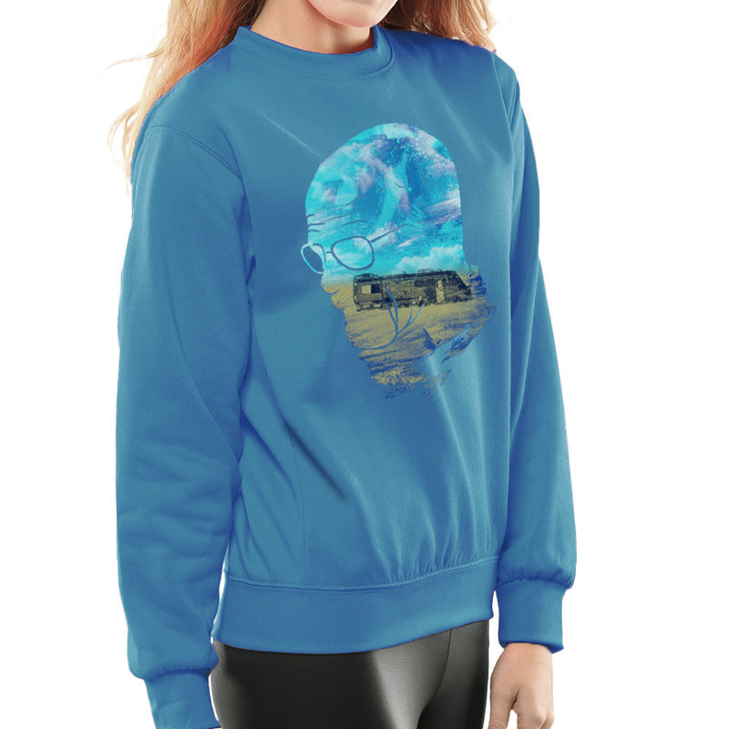Breaking Bad Walter White Nice Day for Cooking Women's Sweatshirt Women's Sweatshirt Cloud City 7 - 10