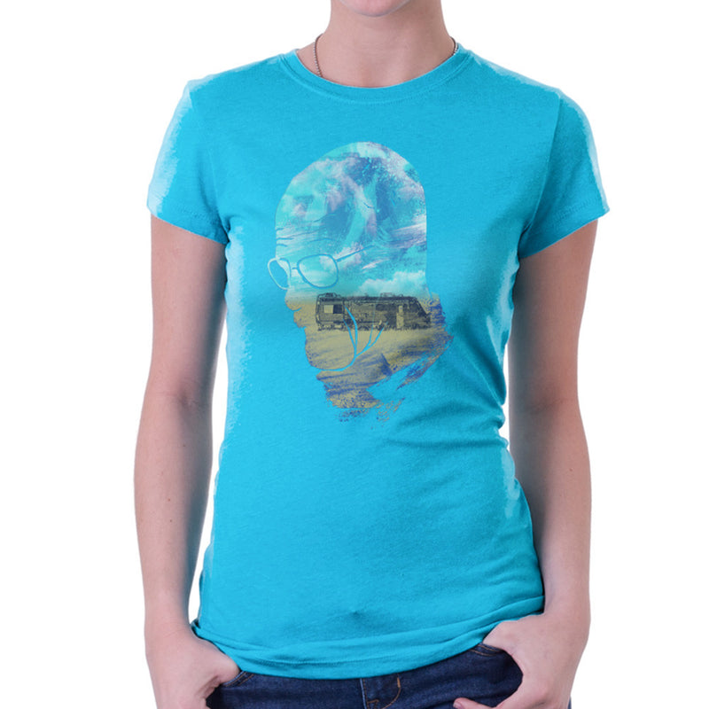 Breaking Bad Walter White Nice Day for Cooking Women's T-Shirt by RicoMambo - Cloud City 7