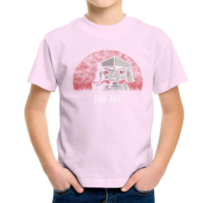 Bad Bot Transformers Megatron Kid's T-Shirt Kid's Boy's T-Shirt Cloud City 7 - 20