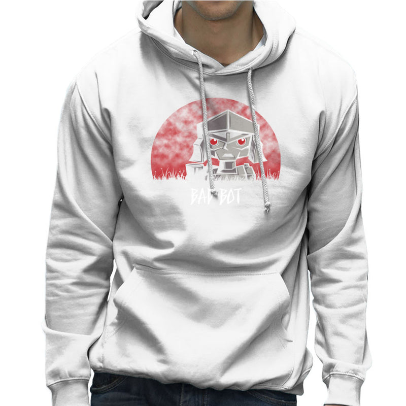 Bad Bot Transformers Megatron Men's Hooded Sweatshirt Men's Hooded Sweatshirt Cloud City 7 - 6