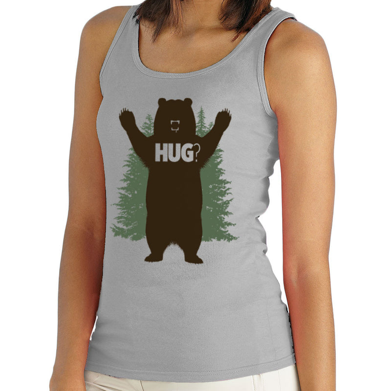 Bear Hug Women's Vest by Fanboy30 - Cloud City 7