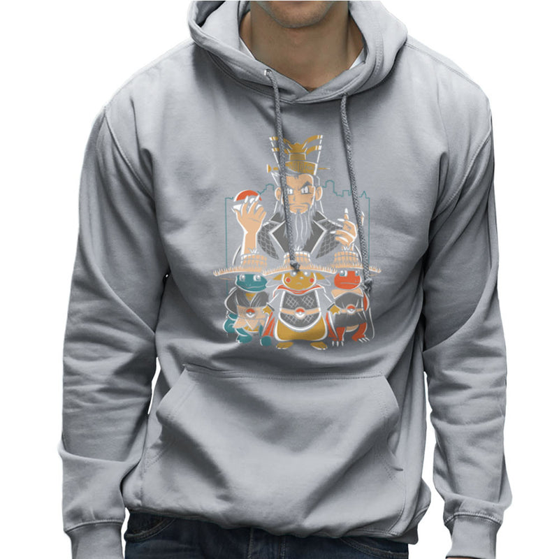 Big Trouble In Little Kanto Pokemon Men's Hooded Sweatshirt by Fanboy30 - Cloud City 7
