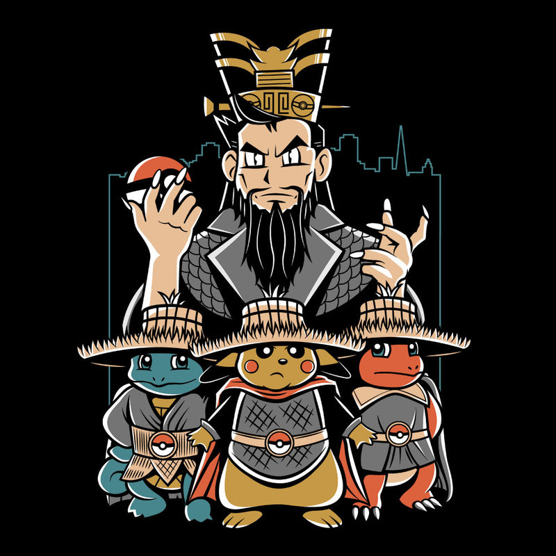 Big Trouble In Little Kanto Pokemon Men's Vest by Fanboy30 - Cloud City 7