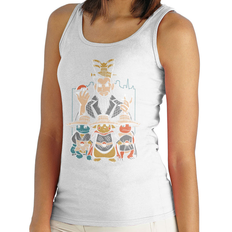 Big Trouble In Little Kanto Pokemon Women's Vest by Fanboy30 - Cloud City 7