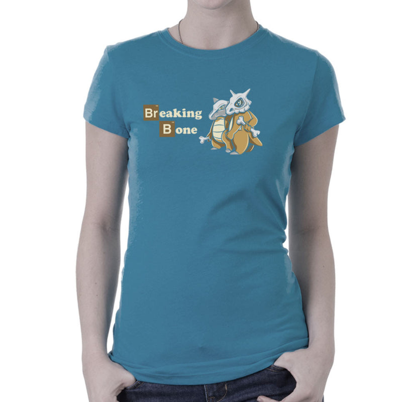 Breaking Bone Pokemon Breaking Bad Women's T-Shirt by Fanboy30 - Cloud City 7
