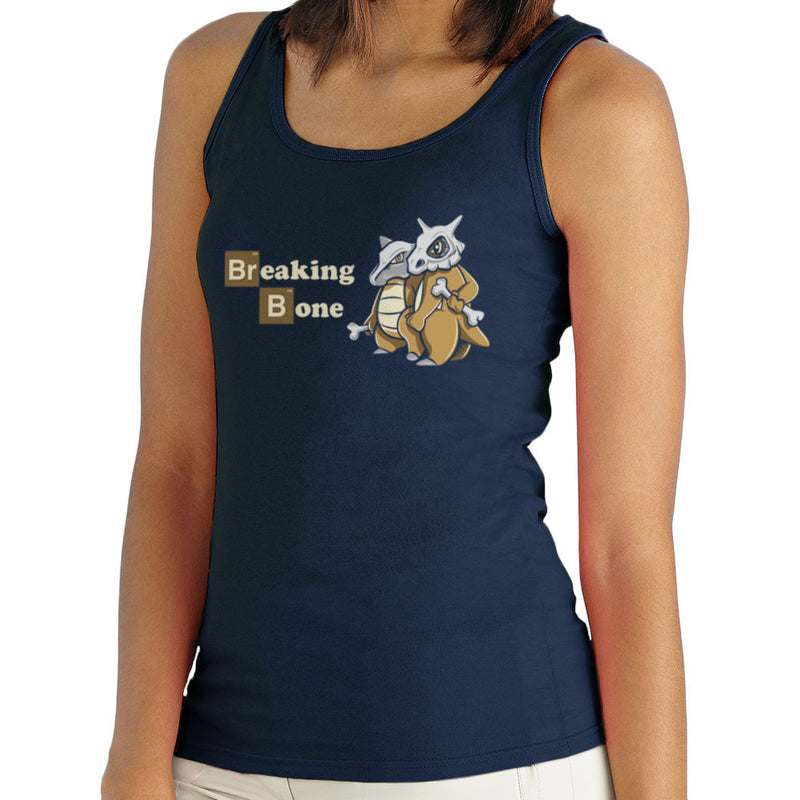 Breaking Bone Pokemon Breaking Bad Women's Vest Women's Vest Cloud City 7 - 6