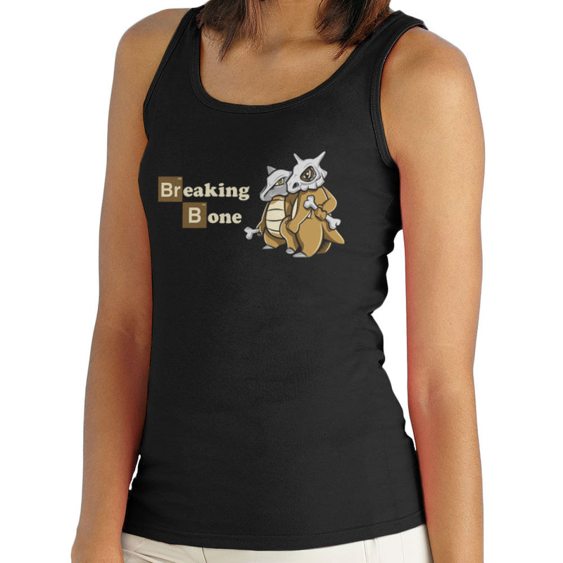 Breaking Bone Pokemon Breaking Bad Women's Vest Women's Vest Cloud City 7 - 1