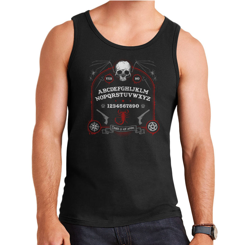 Death Is Not Serene Men's Vest Men's Vest Cloud City 7 - 1