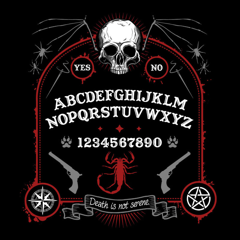 Death Is Not Serene Women's Vest by Fanboy30 - Cloud City 7