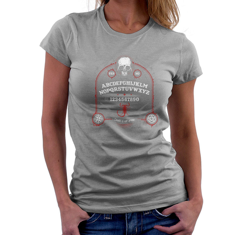 Death Is Not Serene Women's T-Shirt by Fanboy30 - Cloud City 7