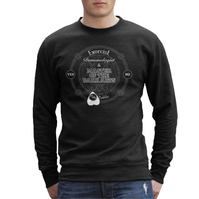 Petty Dabbler Master Of The Dark Arts Men's Sweatshirt Men's Sweatshirt Cloud City 7 - 2