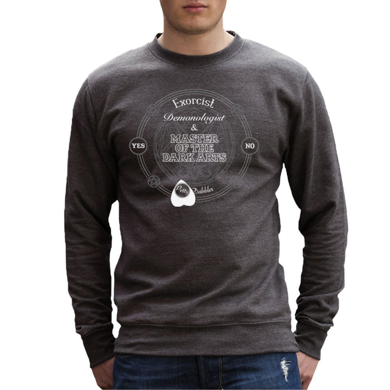 Petty Dabbler Master Of The Dark Arts Men's Sweatshirt Men's Sweatshirt Cloud City 7 - 4