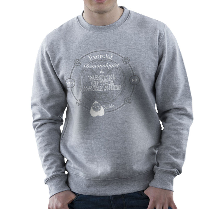 Petty Dabbler Master Of The Dark Arts Men's Sweatshirt Men's Sweatshirt Cloud City 7 - 5
