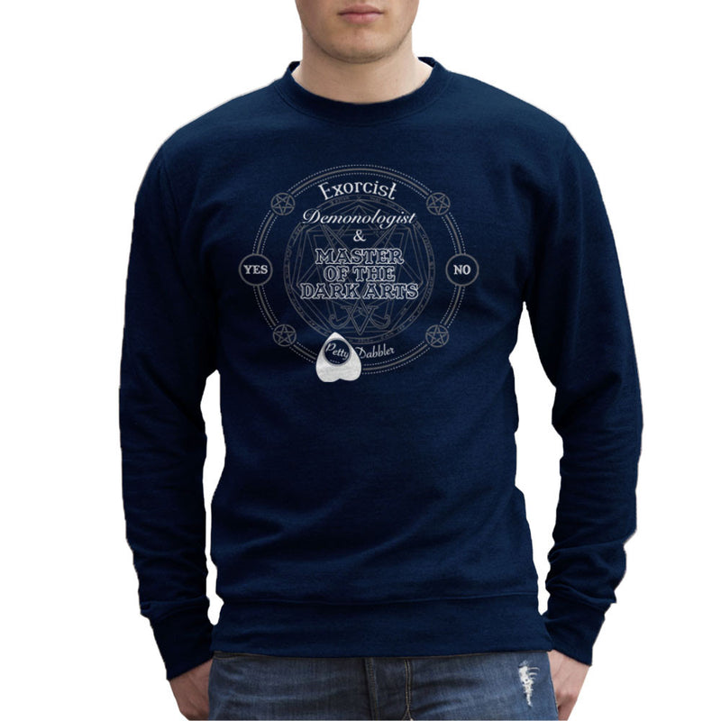 Petty Dabbler Master Of The Dark Arts Men's Sweatshirt by Fanboy30 - Cloud City 7